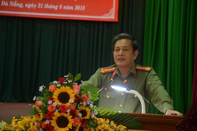 Thiếu tướng Vũ Xuân Viên làm giám đốc Công an Đà Nẵng thay ông Lê Văn Tam - Ảnh 1.