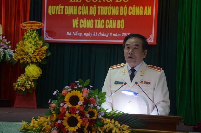 Thiếu tướng Vũ Xuân Viên làm giám đốc Công an Đà Nẵng thay ông Lê Văn Tam - Ảnh 2.