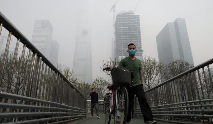 Trồng cây cuồng nhiệt, Bắc Kinh biến thành cái bẫy ô nhiễm khổng lồ - Ảnh 1.