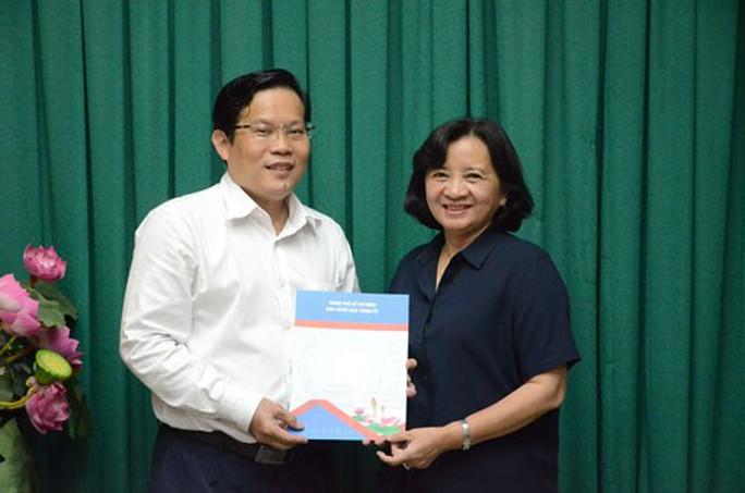 Thành ủy TP HCM điều động ông Tô Đình Tuân nhận nhiệm vụ tại LĐLĐ TP - Ảnh 1.