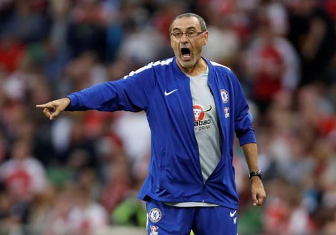 Xem tài ứng biến của tân HLV Chelsea - Ảnh 1.