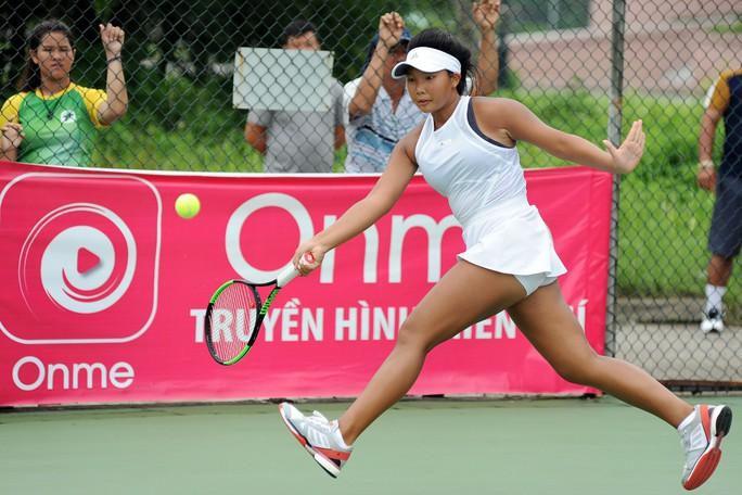 Tay vợt nữ Việt kiều vô địch U16 - Ảnh 3.