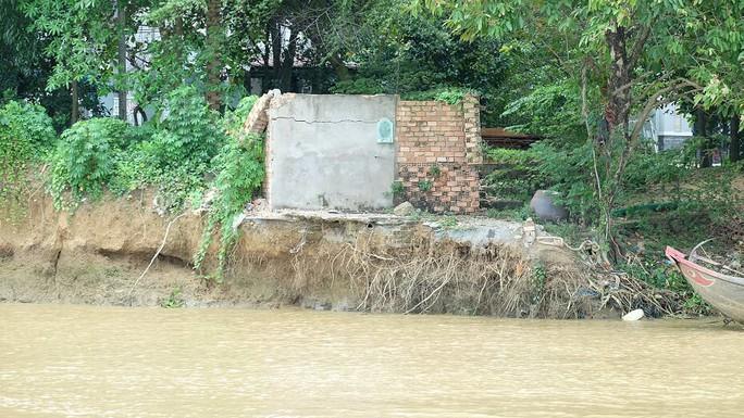Nhói lòng trước vùng sạt lở dọc sông Đồng Nai - Ảnh 10.