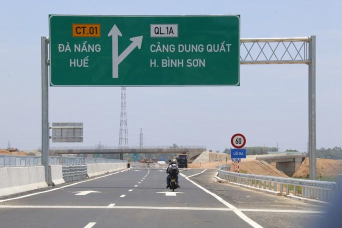 Cao tốc Đà Nẵng- Quảng Ngãi: Câu hỏi của Bộ trưởng vẫn bỏ ngỏ! - Ảnh 2.