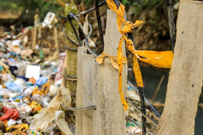 Rùng mình vào xóm rác dưới chân cầu Long Biên - Ảnh 15.