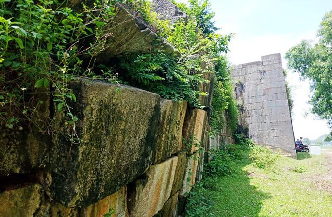 Video sạt lở đe dọa di sản thế giới Thành nhà Hồ - Ảnh 7.
