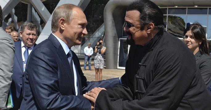 Nga bổ nhiệm sao phim võ thuật làm đặc phái viên ở Mỹ - Ảnh 2.