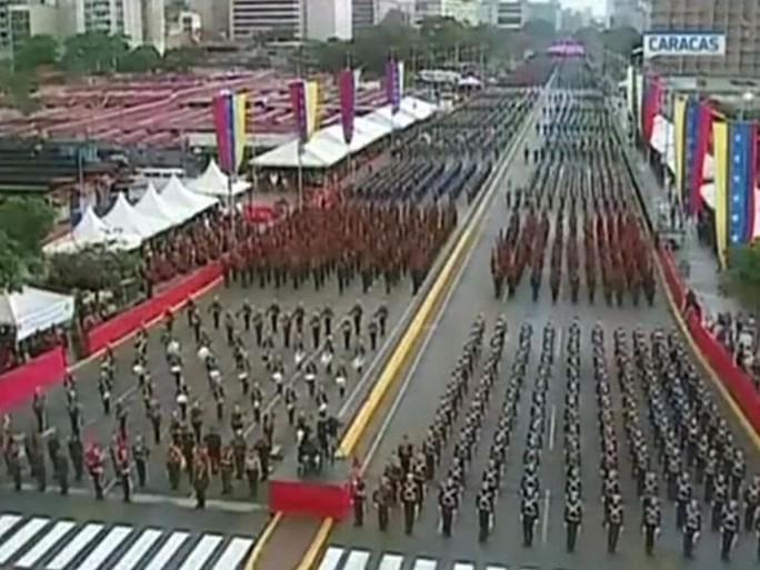 Lộ thủ phạm mưu sát Tổng thống Maduro? - Ảnh 1.