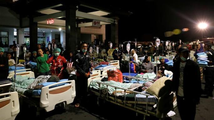 Động đất Indonesia: Gần 100 người thiệt mạng - Ảnh 1.