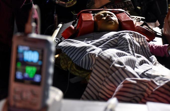 Động đất Indonesia: Gần 100 người thiệt mạng - Ảnh 6.
