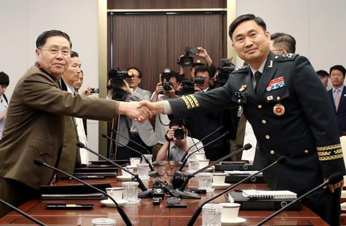 Ngôn từ thiện chí của Triều Tiên - Ảnh 1.