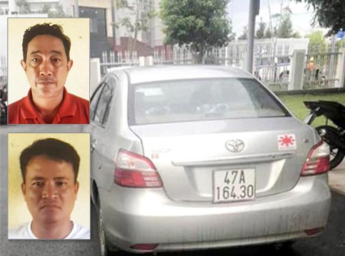 NÓNG: Khởi tố vụ án xưng nhà báo tống tiền CSGT - Ảnh 1.