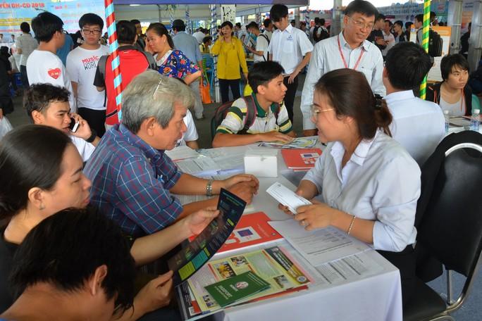 Y khoa Phạm Ngọc Thạch, Sư phạm TP HCM công bố điểm chuẩn - Ảnh 2.