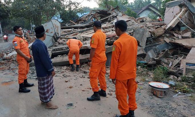 Động đất Indonesia: Gần 100 người thiệt mạng - Ảnh 12.