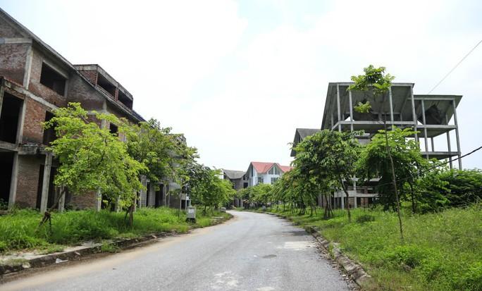 Cận cảnh dự án biệt thự 2.000 tỉ đồng bỏ hoang của Lã Vọng - Ảnh 10.