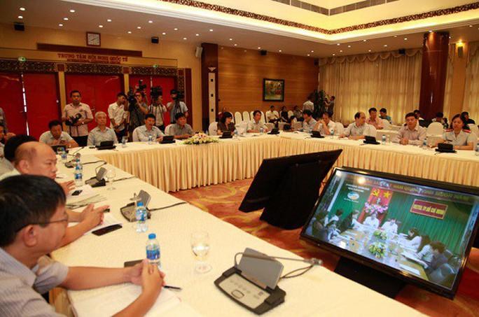 Thủ tướng chủ trì hội nghị toàn quốc về phòng, chống xâm hại trẻ em - Ảnh 2.