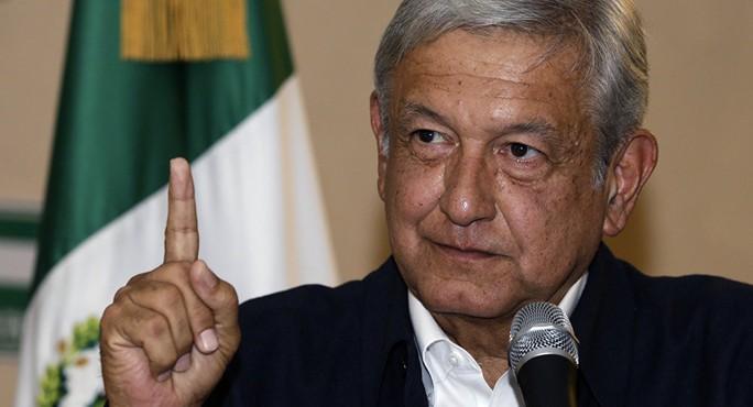 Tổng thống đắc cử Mexico cứng rắn với ông Trump - Ảnh 1.