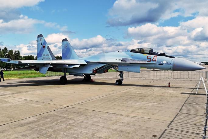 Su-35 của Nga: Chiến binh bền bỉ - Ảnh 1.