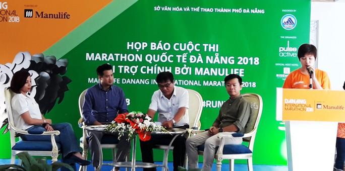 Hơn 7.000 VĐV tham dự cuộc thi Marathon Quốc tế Đà Nẵng 2018 - Ảnh 1.