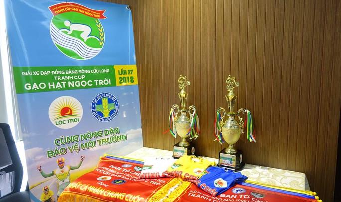 Hơn 666 triệu đồng tiền thưởng cho Giải Xe đạp ĐBSCL - Ảnh 1.