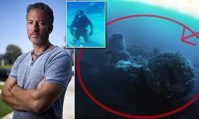 Phát hiện tàu của người ngoài hành tinh dưới Tam giác quỷ Bermuda? - Ảnh 1.