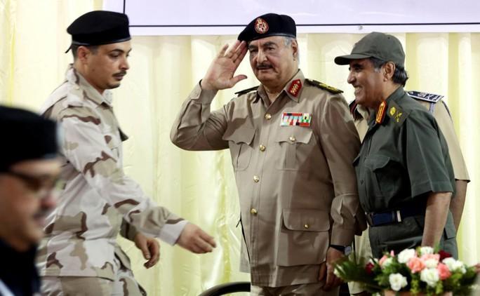 Libya, Yemen nhờ đến Nga - Ảnh 1.