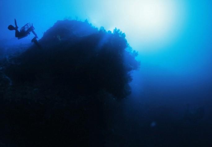 Phát hiện tàu của người ngoài hành tinh dưới Tam giác quỷ Bermuda? - Ảnh 2.