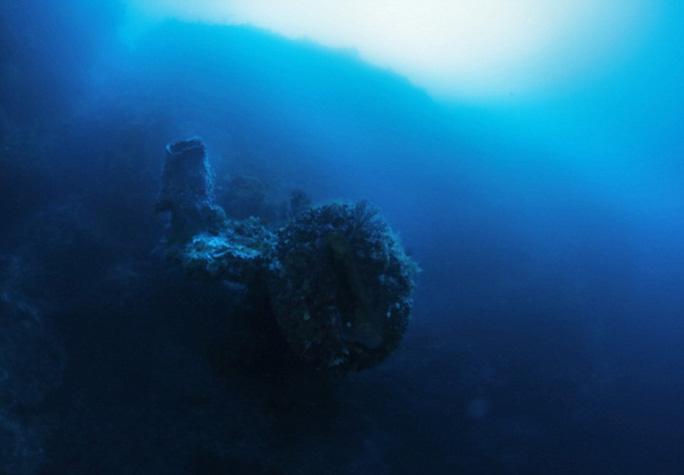 Phát hiện tàu của người ngoài hành tinh dưới Tam giác quỷ Bermuda? - Ảnh 3.