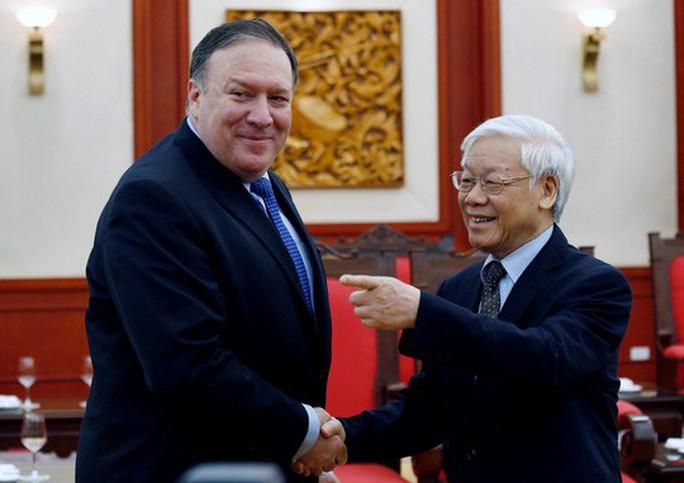 Ngoại trưởng Mỹ chúc mừng Quốc Khánh 2-9 - Ảnh 1.