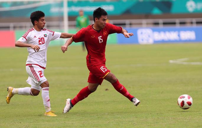 Thua UAE sau loạt sút 11 m, Olympic Việt Nam hạng 4 - Ảnh 10.