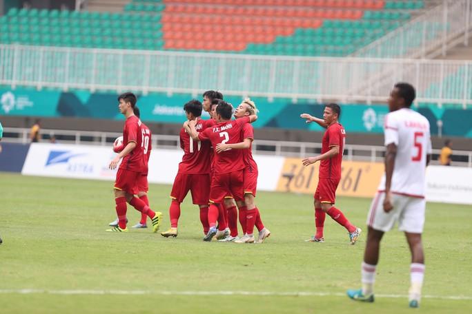Thua UAE sau loạt sút 11 m, Olympic Việt Nam hạng 4 - Ảnh 14.