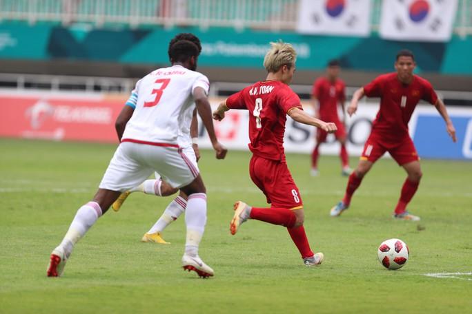 Thua UAE sau loạt sút 11 m, Olympic Việt Nam hạng 4 - Ảnh 12.
