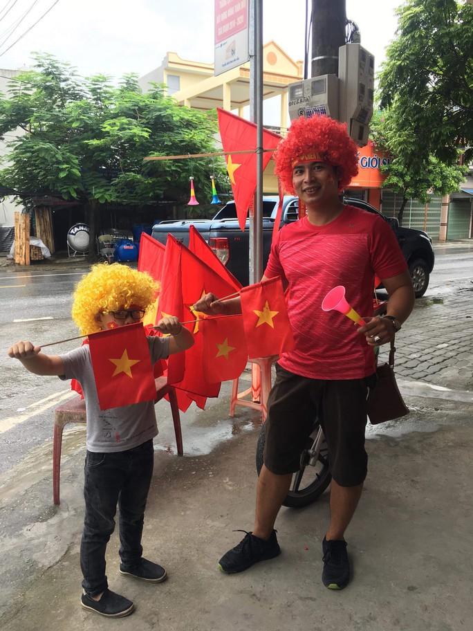 Olympic Việt Nam vuột Huy chương Đồng, Hồ Gươm vắng cổ động viên - Ảnh 10.