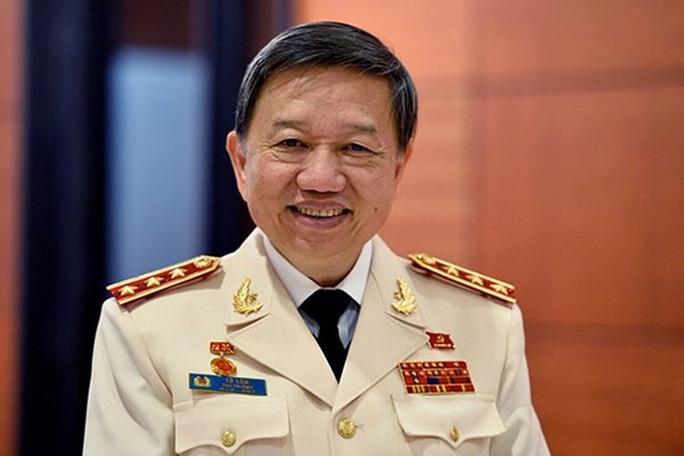 Bộ trưởng Tô Lâm gửi thư khen việc bắt đối tượng phản động mang vũ khí - Ảnh 1.