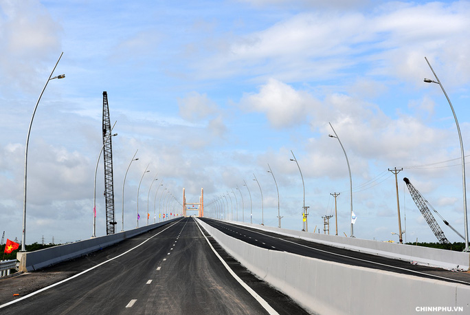 Thông xe cao tốc Hạ Long-Hải Phòng, đi Hà Nội tới Hạ Long chỉ mất 1,5 giờ - Ảnh 3.