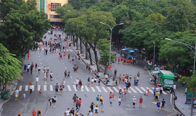 Olympic Việt Nam vuột Huy chương Đồng, Hồ Gươm vắng cổ động viên - Ảnh 14.