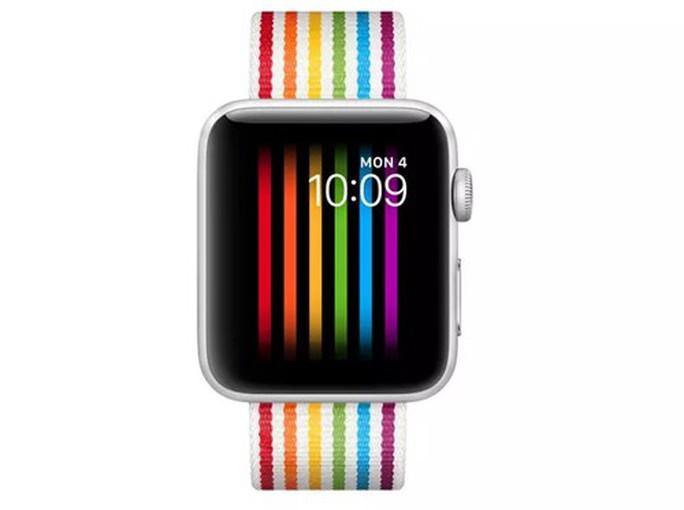 Apple Watch bị ngăn ủng hộ người đồng tính ở Nga - Ảnh 1.