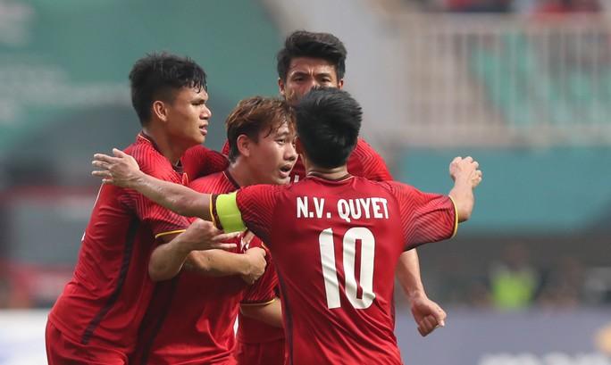 Thua UAE sau loạt sút 11 m, Olympic Việt Nam hạng 4 - Ảnh 1.