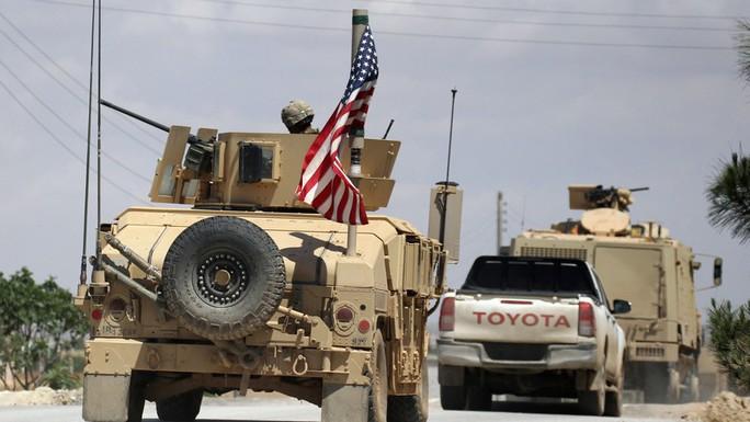 Nga tố Mỹ sử dụng bom phốt pho ở Syria - Ảnh 2.