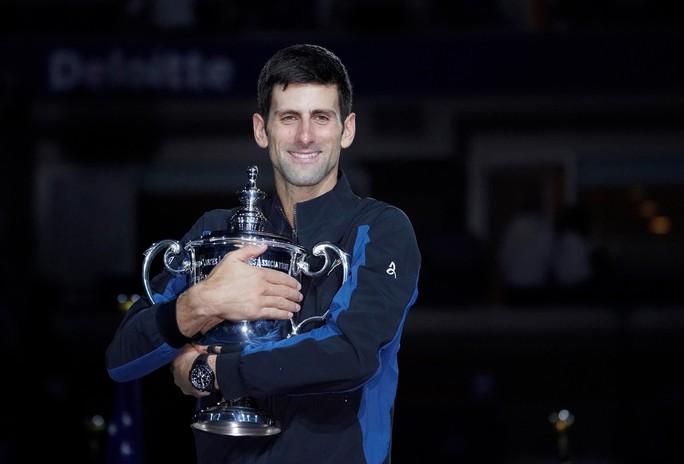 Clip Djokovic đăng quang US Open 2018, đoạt Grand Slam thứ 14 - Ảnh 6.