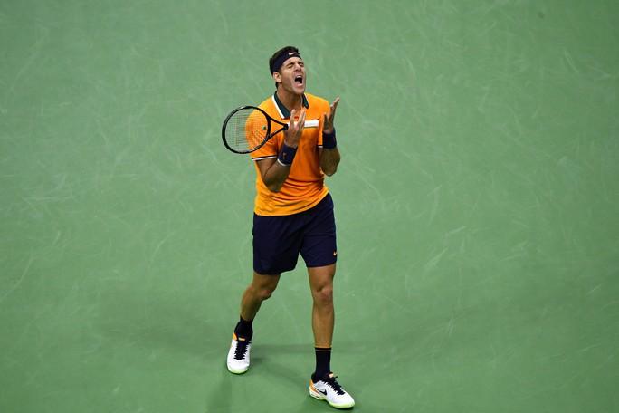 Clip Djokovic đăng quang US Open 2018, đoạt Grand Slam thứ 14 - Ảnh 2.
