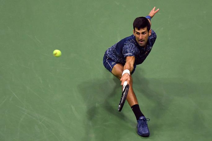 Clip Djokovic đăng quang US Open 2018, đoạt Grand Slam thứ 14 - Ảnh 1.