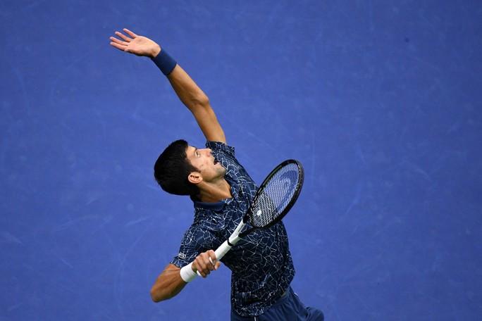 Clip Djokovic đăng quang US Open 2018, đoạt Grand Slam thứ 14 - Ảnh 3.