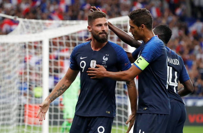 Chân gỗ Giroud ghi bàn, Pháp hạ Hà Lan ở Nations League - Ảnh 5.