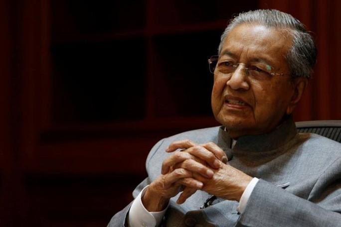 Malaysia chính thức hủy các dự án tỉ USD với Trung Quốc - Ảnh 2.