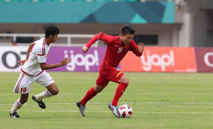 Quang Hải là ứng viên số 1 cho Quả bóng vàng 2018 - Ảnh 1.