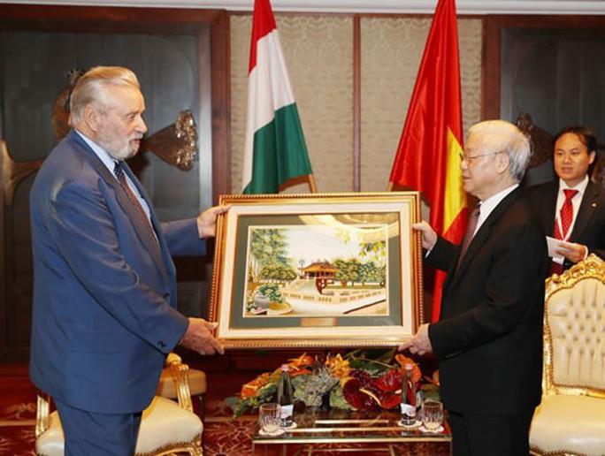 Việt Nam - Hungary mở ra giai đoạn quan hệ mới - Ảnh 1.