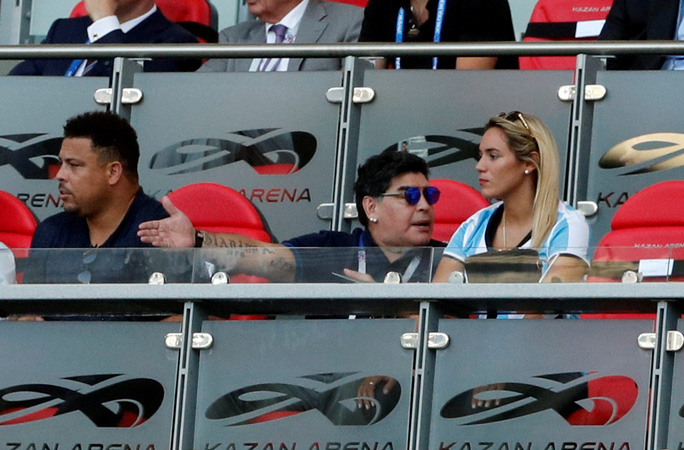 Diego Maradona sang Mexico làm HLV đội bóng… giải Hạng nhì - Ảnh 1.
