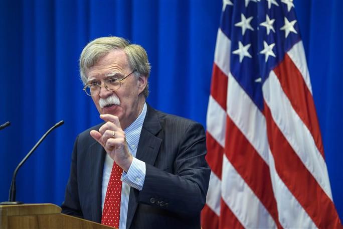 """Mỹ dọa """"xử"""" Tòa án Hình sự Quốc tế - Ảnh 1."""
