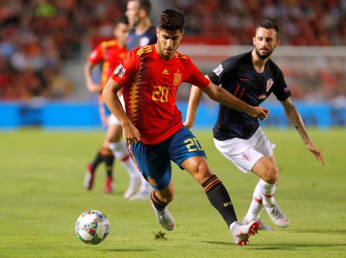 Á quân thế giới Croatia thua thảmTây Ban Nha tại Nations League - Ảnh 4.